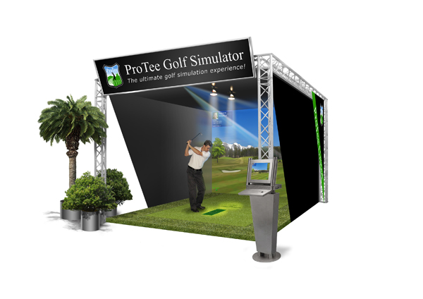 Pro Tee Golf Simulator 2.0                           $5,200-$26,200, protee-united.com