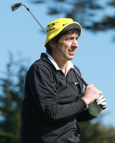 "Ray Romano made an appearance at Pebble Beach in 2013. Romano also appeared on ""The Haney Project"" on Golf Channel."
