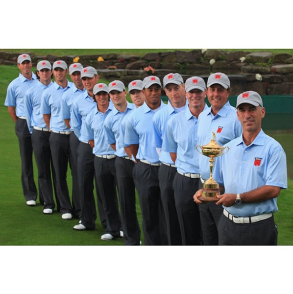 @therealrickiefowler #TBT Ryder Cup 2010...we're 2 months away from the 2014 Ryder Cup and can't wait!!