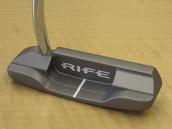 Rife 460 Mid Blade Putter                                                      $100, rifeputters.com                                                      SEE: Complete review, video                            TRY: Custom Fitting                           BUY: Rife on shop.GOLF.com