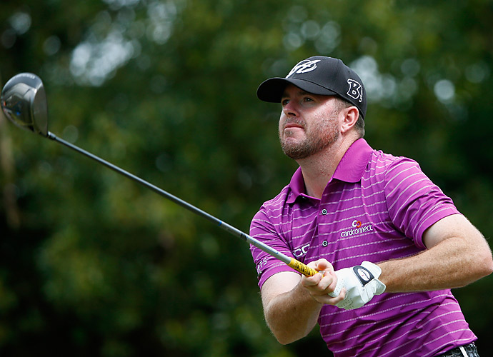 7. Robert Garrigus                           Driving Distance [avg.]: 306.1 yards