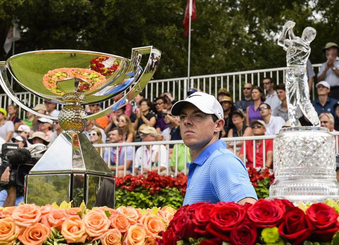 Both McIlroy and Horschel have a shot to claim the $10 million FedEx Cup prize with a Tour Championship win.