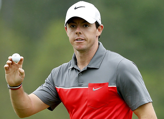 McIlroy, like many players in the tournament, has one eye on next week's Masters.