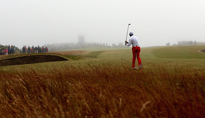 The 68 still leaves McIlroy seven shots back of the leaders.