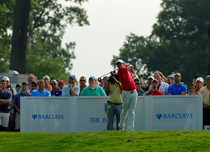 McIlroy's round featured three bogeys and a double bogey.