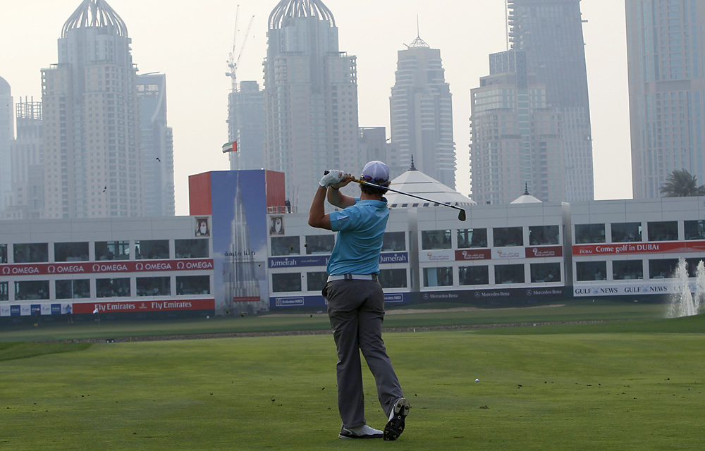 McIlroy's second event of 2011 was the Dubai Desert Classic, which he won in 2009 for his first professional victory. He was in contention through two rounds in this year's event before shooting 75-74 on the weekend to finish 10th.