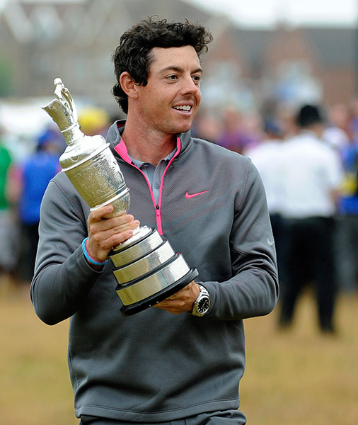 THE WINNERS…                           The golf world is a special place where great players go to seek fame and glory. It's also where they send offensive Tweets, or become immortalized in … a corn maze? Behold the highs, the lows, and the just plain strange from the year that was. The year's biggest winner? Rory McIlroy, of course. Golf Magazine's reigning Player of the Year added two majors to his growing career total and now plays a game with which only Tiger Woods is familiar.