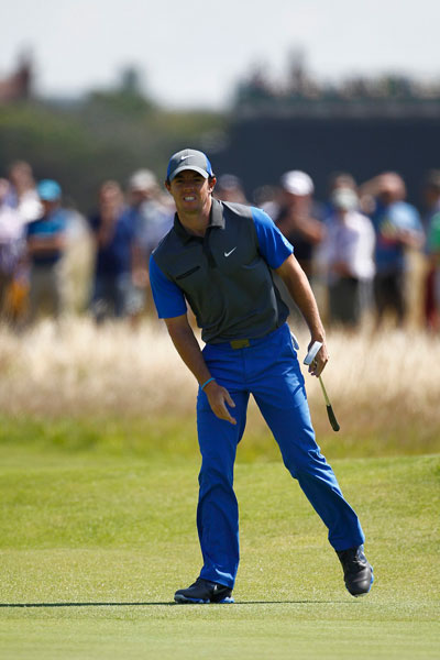 McIlroy is a combined -57 in the first round of the worldwide events he has played this season.