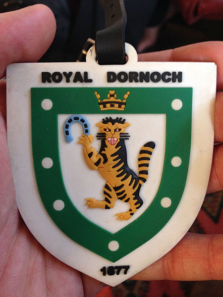 If you'd like to know where Donald Ross developed the design genius for crowned greens he displayed at Pinehurst No. 2, check out Royal Dornoch, where he grew up. The first course I ever played in Scotland, in 1992, Dornoch boasts par-3s where it's easier finding the greens with your tee shots than it is with your second shots.