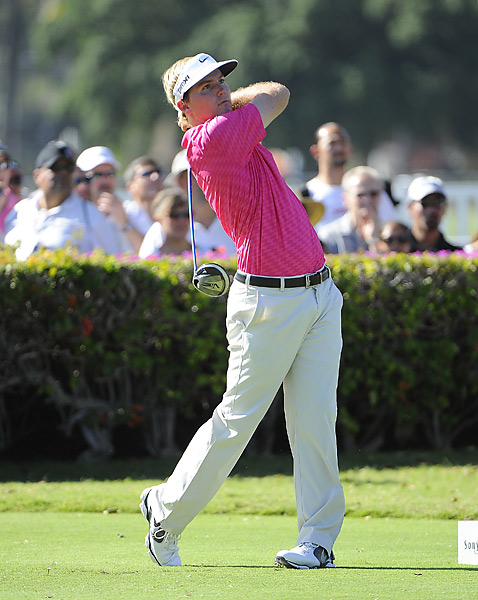 Tournament: Sony Open                       Champion: Russell Henley                       Driver: Nike VR_S