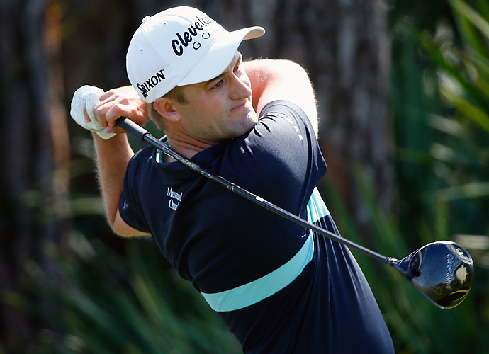 Scotland's Russell Knox was the lone golfer in the playoff seeking his first PGA Tour win.