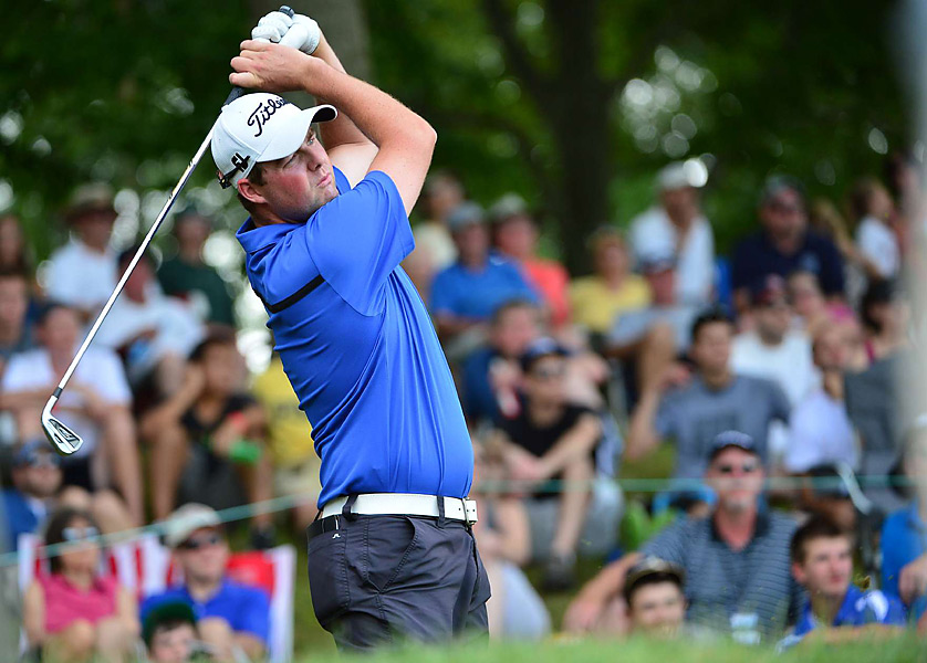 Leishman's 62 was the lowest final-round score by a winner this season.
