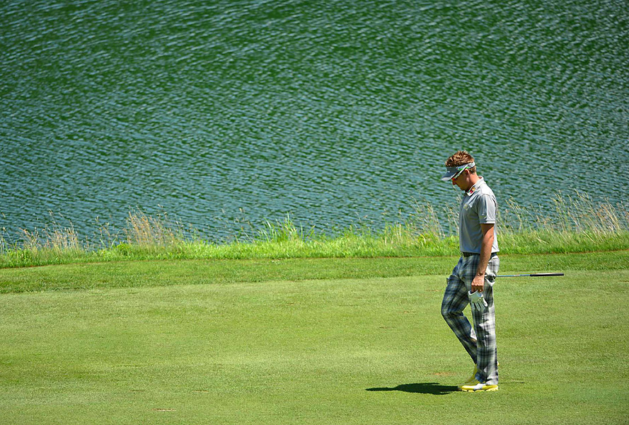 Ian Poulter finished tied for 62nd place.
