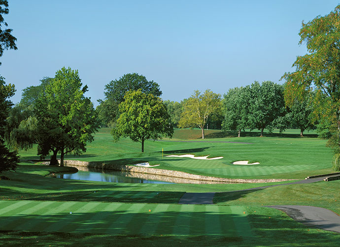 7. Scioto Country Club, Columbus, Ohio (private): Jack Nicklaus learned to play on this classic layout that Ross crafted in 1916. Bobby Jones won the 1926 U.S. Open over its gently rolling parkland terrain and the club has also played host to the 1931 Ryder Cup and 1950 PGA Championship.