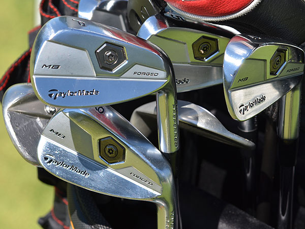 Sean O'Hair has been using TaylorMade's Forged Tour Preferred MB irons since the Players Championship in May.