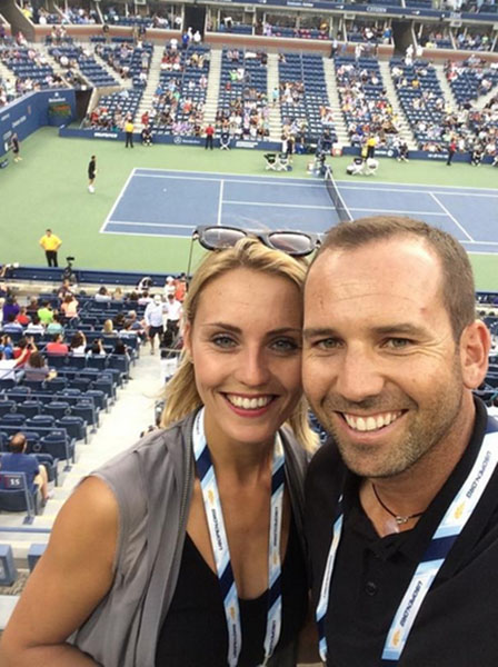 @TheSergioGarcia Night Tennis at the US Open, not many events better than this !!!