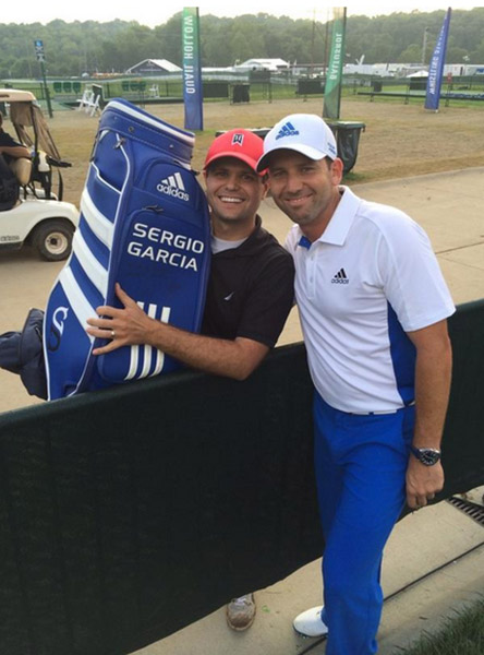 @TheSergioGarcia And the winning number was 15! Hope you have fun with the bag my friend!