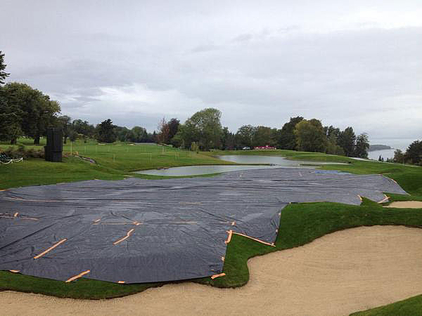 @ronsirak                           This is what they did last year to the greens at @LPGA @EvianChamp and it worked.