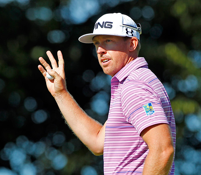 BEST DISAPPEARING ACT, DADDY DIVISION                       Hunter Mahan made himself vanish before the third round of the Canadian Open when he got word on the range that his wife had gone into labor. He gets extra Pop points because he was leading the tournament.