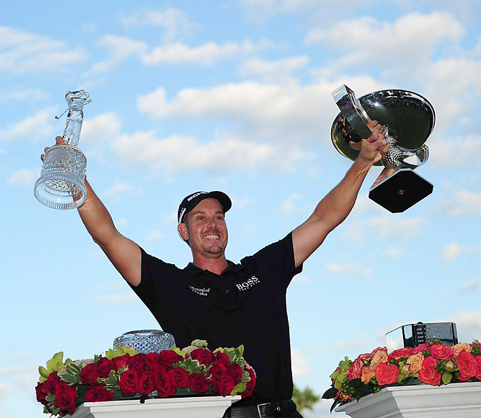 MOST IMPROVED LONG GAME                       Move over, Ikea. After he rebuilt his swing (with more than a few twists of an Allen wrench), fellow Swedish export Henrik Stenson hit 70 percent of his fairways in 2013 on his way to winning the FedEx Cup and the Race to Dubai.