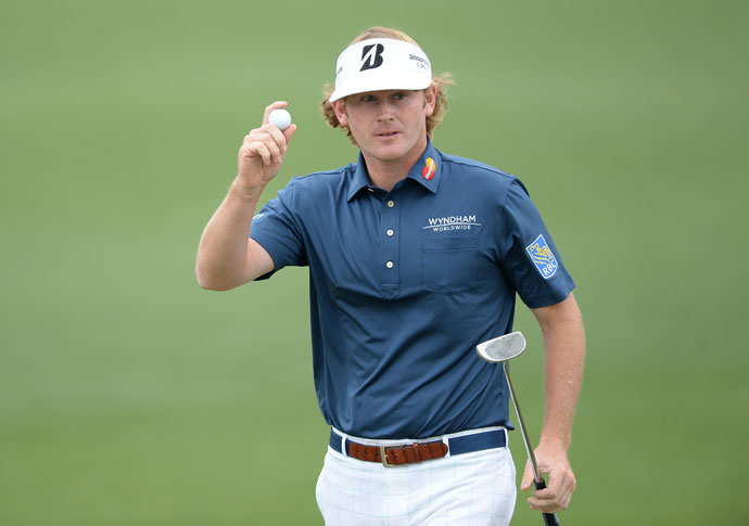 Brandt Snedeker birdied both par 5s on the back nine for a 70.