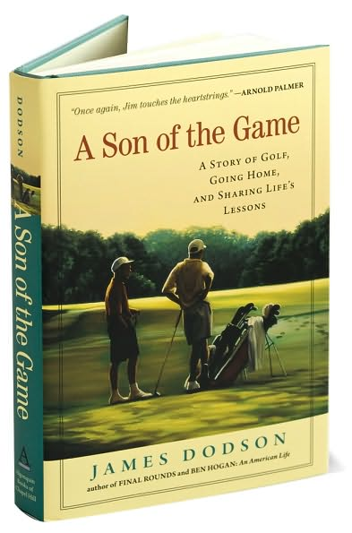 ($24.95) is another wonderful book by James Dodson, the author of Ben Hogan: An American Life, the Dewsweepers and Final Rounds. Set in Pinehurst, N.C., the subject this time is the author's desire to pass along his love of golf to his teenage son. A Son of the Game looks at not only the game, but also the colorful friends the author has met because it.                            More information at amazon.com