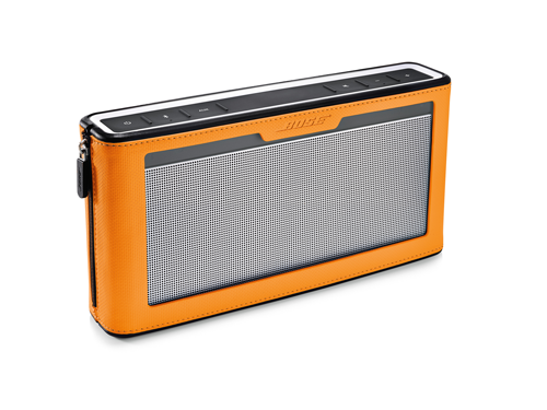 Bose SoundLink Bluetooth Speaker III ($299.95, plus $34.95 for accessory cover; bose.com): Highlights include longer battery life (up to 14 hours) and the ability to wirelessly connect to and stream music from your smartphone, tablet or other Bluetooth device. Accessory cover is available in five colors.