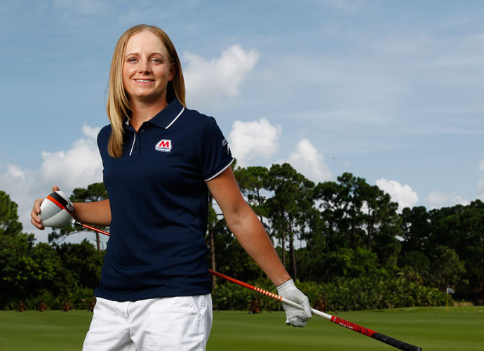 Stacy Lewis ascended to the top of the Rolex World Rankings with three victories during the 2014 season. It's the second time she's been the top-ranked player in the world. Here's a closer look at the 11 career victories of the player who is also featured on the cover of the November issue of GOLF Magazine.
