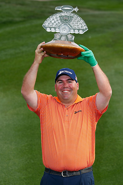 Kevin Stadler, 33, captured his first PGA Tour victory in his 239th career start.