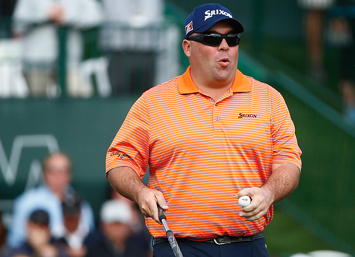 With the win, Stadler earns an invitation to the Masters, which his father Craig won in 1982.