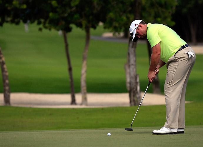 Wheatcroft has never won on the PGA Tour