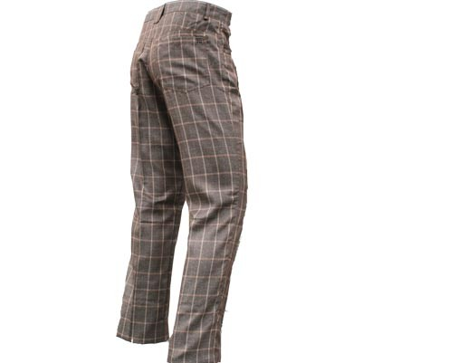 Sub70 Limited Edition Golf Pants                       $95, sub70usa.com                       Made from water-resistant spandex microfiber fabric, these sporty pants stretch to allow for a full range of motion and are available in classic pinstripes, contrasting stripes, mini houndstooth and even                       Tattersall plaid.