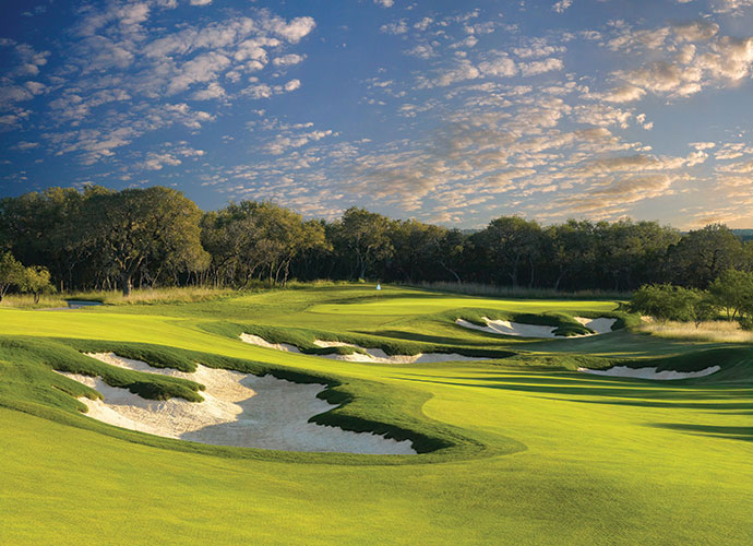 12. Greg Norman: The Great White Shark has clamped his teeth into several high-profile Texas projects, though unquestionably, his showpiece is the TPC San Antonio's AT&T Oaks course, current venue for the PGA Tour's Valero Texas Open.