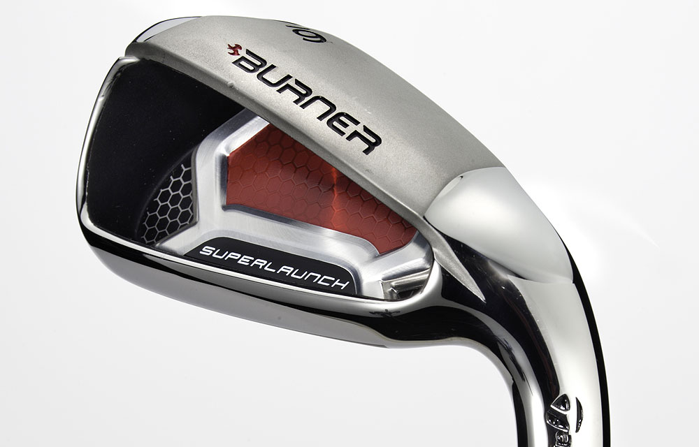TaylorMade Burner SuperLaunch Irons                       $599-$799, Read complete review