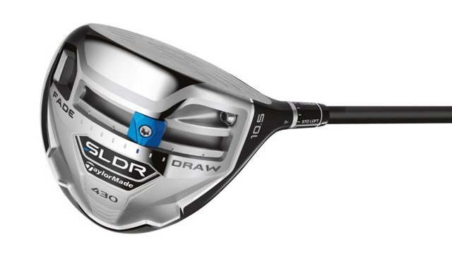 J.B. Holmes won the 2014 Wells Fargo Championship with a TaylorMade SLDR 430 driver.