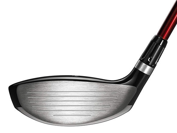 TaylorMade says the adjustability of the R9 fairway woods can create up to 36 yards of side-to-side trajectory change. The company also says that the center of gravity in the R9 fairway woods is 50% lower than in the r7 fairways. That should make it easier to hit high-flying shots that land softly.