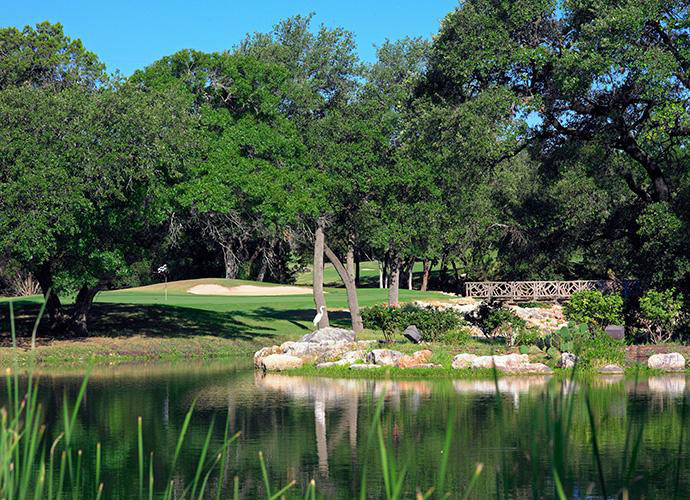 11. Arnold Palmer: The King left his impact on Texas as a player, winning three consecutive Texas Opens from 1960 to 1962 and as an architect with designs such as Newport Dunes, a rare southwest seaside course and La Cantera's Palmer, pictured here.