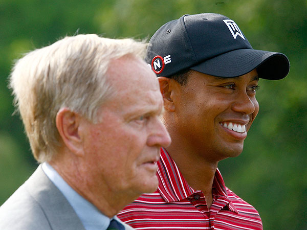 With 67 tour wins at 33 years old, Woods is third on the all-time list behind Jack Nicklaus (73) and Sam Snead (82). Nicklaus won his 67th at 38, Snead at 40.