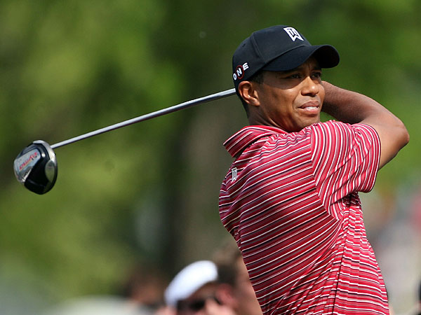 Lately, Woods has struggled off the tee and made a lot of putts, but he reversed that trend at the Memorial. He hit 49 of 56 fairways (2nd), 87.5 percent, which tied his 1998 Masters performance for a career best. But, he made just 65 of 75 putts inside 10 feet (T36th).