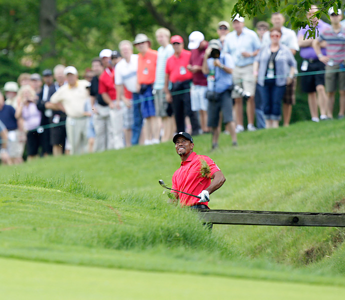 Woods turned in a subpar 65th place at the Memorial, where he was the defending champion. It proved to be an ominous tune-up for the U.S. Open.