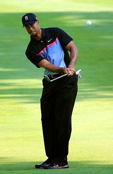 Woods has won four times on the PGA Tour this year.