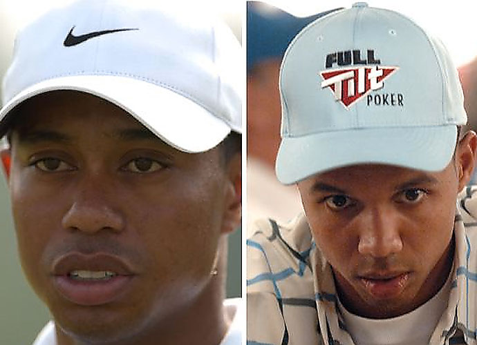 Were Tiger Woods and poker pro Phil Ivey separated at birth?  See Tiger's lookalike and more Tour pro doppelgängers in our Separated at Birth photo gallery.