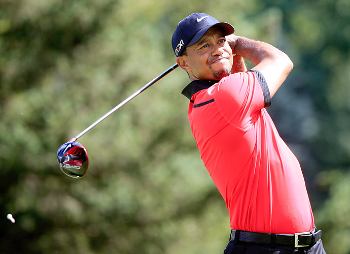 Tournament: WGC-Bridgestone Invitational                           Champion: Tiger Woods                           Driver: Nike VR_S Covert Tour