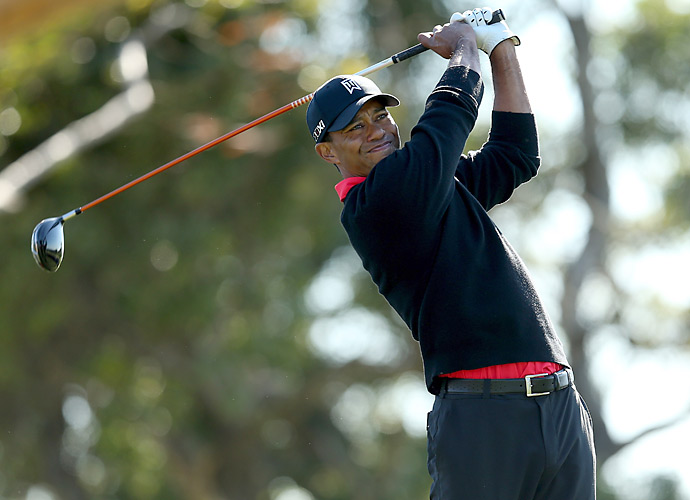 Tournament: Farmers Insurance Open                           Champion: Tiger Woods                           Driver: Nike VR Tour