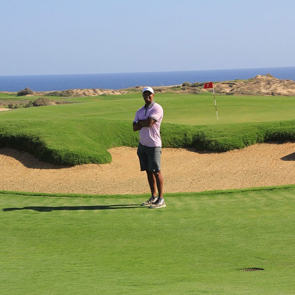 @TigerWoods: Thrilled with how things are turning out at El Cardonal@DiamanteCabo