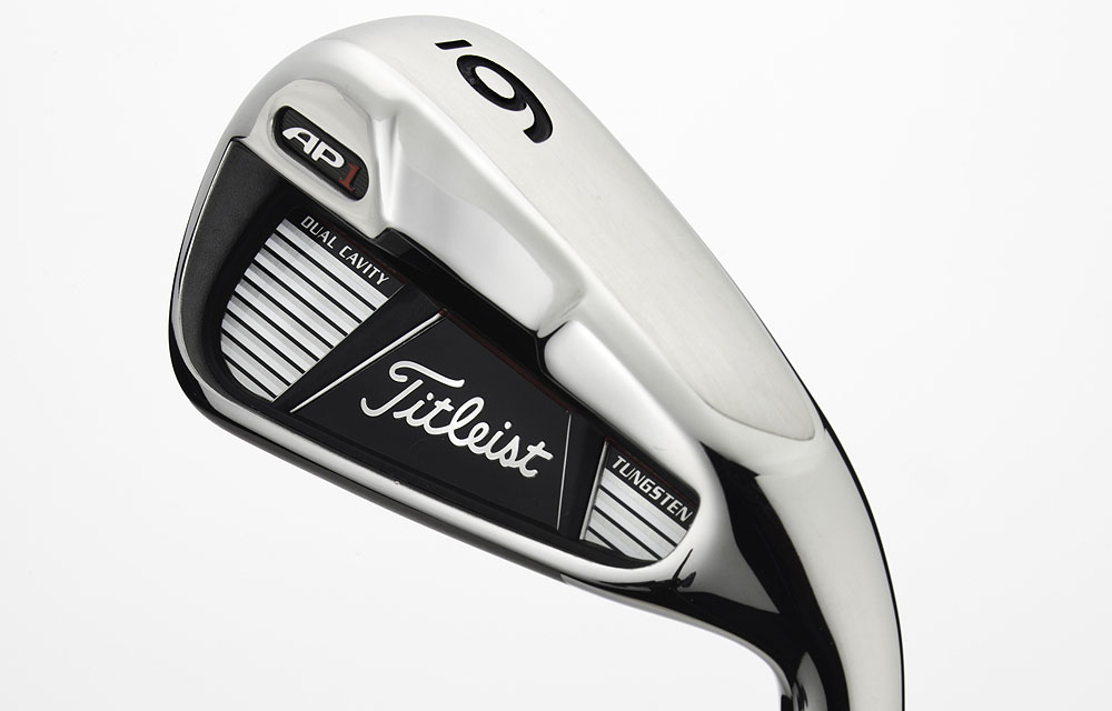 Titleist AP1                           $699, steel; $899, graphite