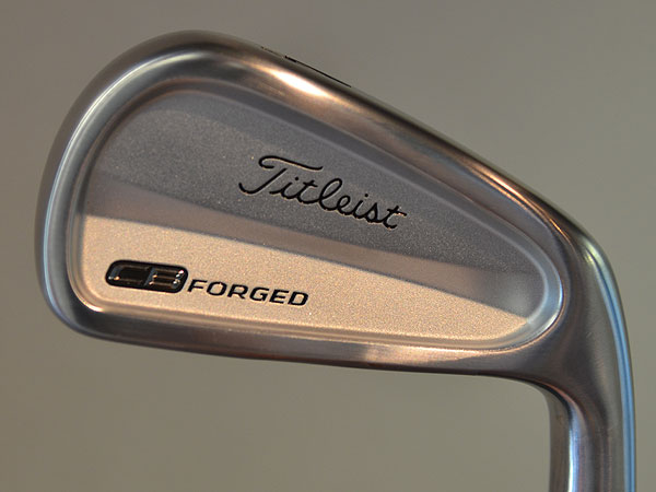 Titleist 712 CB Irons                           $1,120, See complete review
