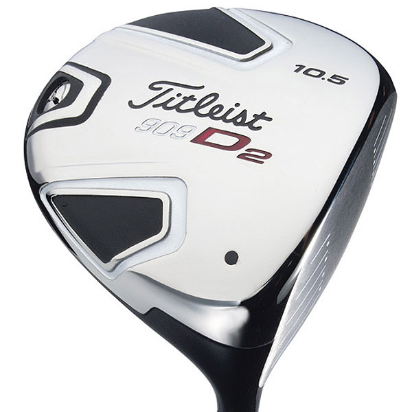 Andrew Loupe trusts an old-school Titleist 909 D2 driver off the tee.