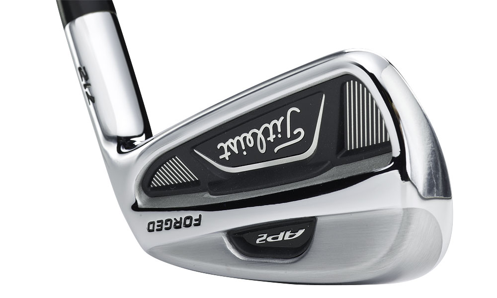 Titleist AP2 712, $1,099, steel                             See the complete review.