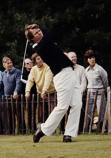 Chaos greeted players at the 1977 PGA at Pebble Beach, when multiple iron sets were declared non-conforming due to grooves that were too large and too close together. Tom Watson, who had already won the Masters and British Open that year with his Ram irons, had to forgo his clubs, as well as his backup set. To tee it up, he borrowed a set of Roger Maltbie's clubs on Thursday morning.